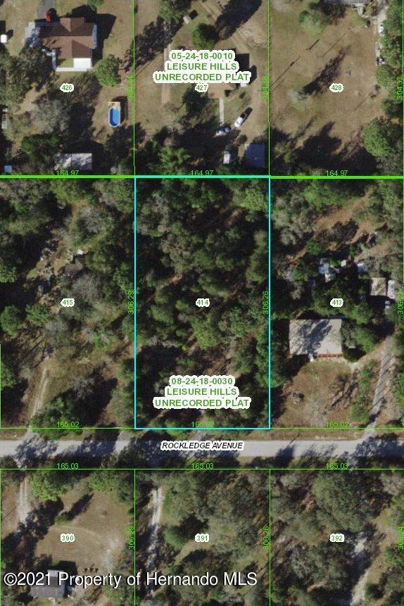 Listing Details for 0 Rockledge Avenue, Spring Hill Pasco, FL 34610