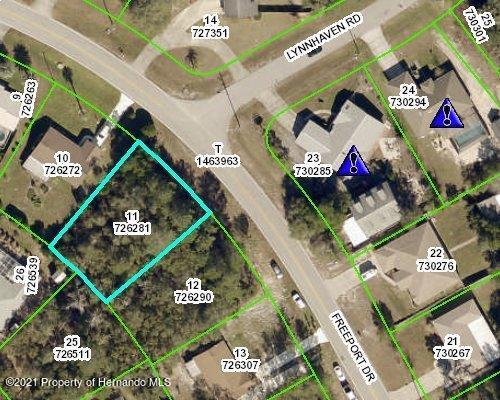 Listing Details for 0 Freeport Drive, Spring Hill, FL 34608