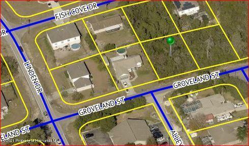 Listing Details for Lot 7 Groveland Street, Spring Hill, FL 34609