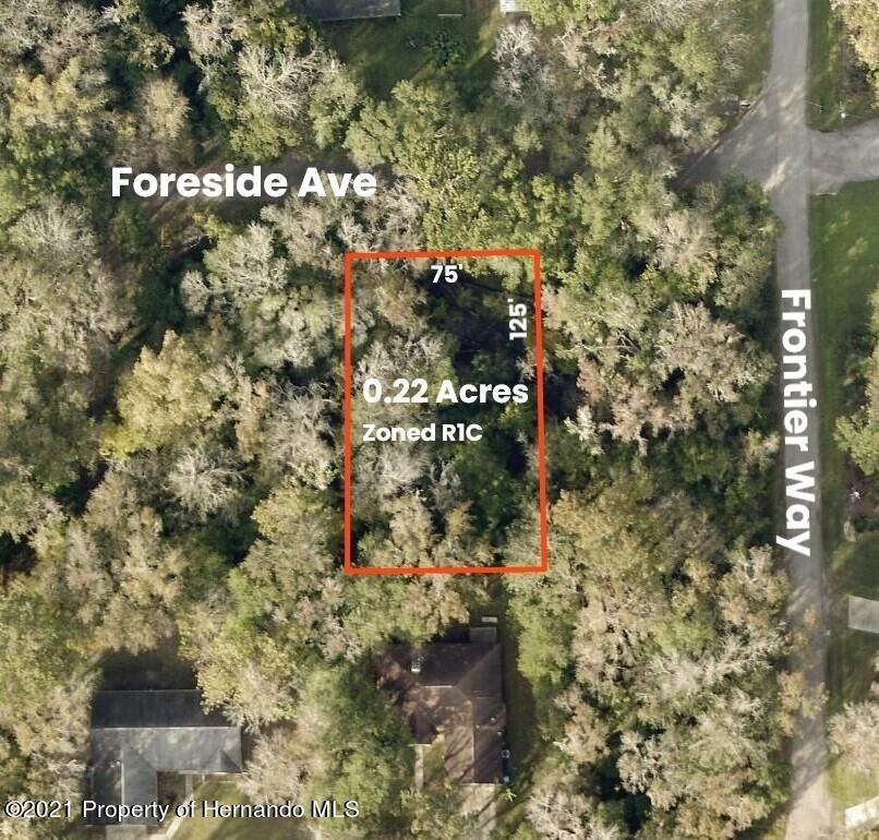 Details for 000 Foreside Avenue, Brooksville, FL 34601