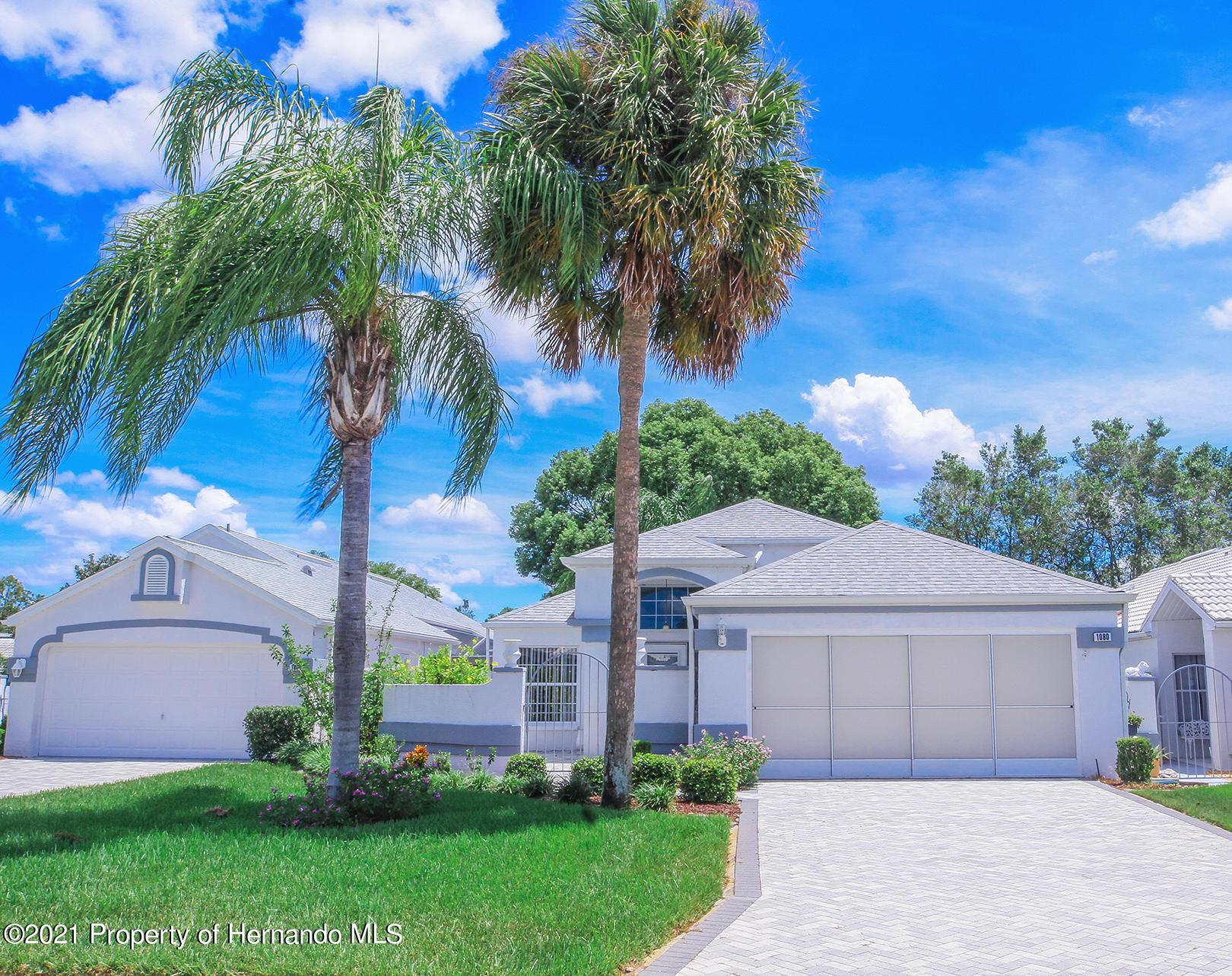 Details for 1080 Vista Fina Court, Spring Hill, FL 34608