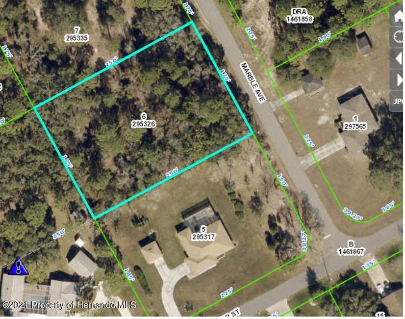 Listing Details for 0 Marble Avenue, Spring Hill, FL 34609