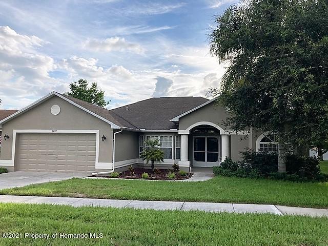 Details for 1207 Overland Drive, Spring Hill, FL 34608