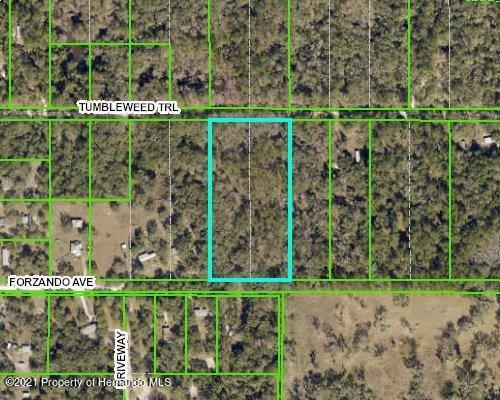 Listing Details for 0 Forzando Avenue, Brooksville, FL 34604