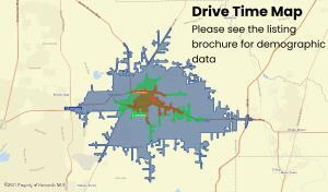 Drive Time Map - Copy