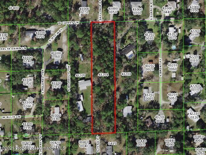Details for 5836 W Caffey Lane, Homosassa, FL 34446