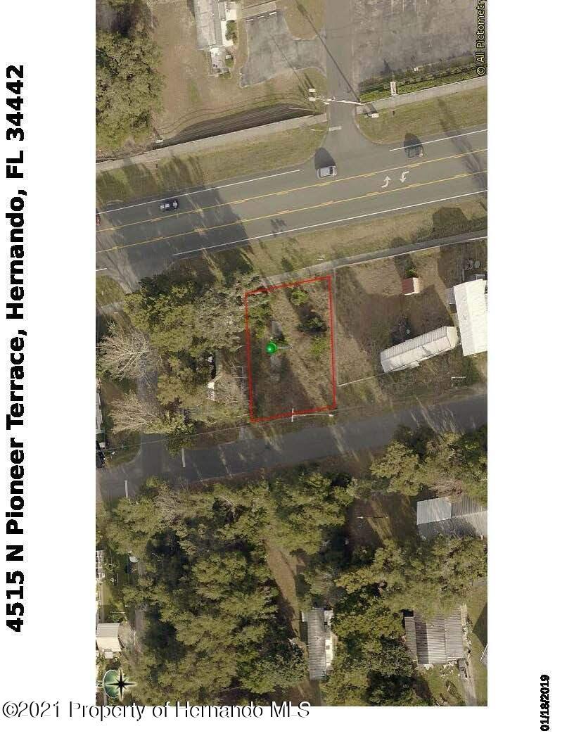 Listing Details for 4515 N Pioneer Terrace, Hernando, FL 34442