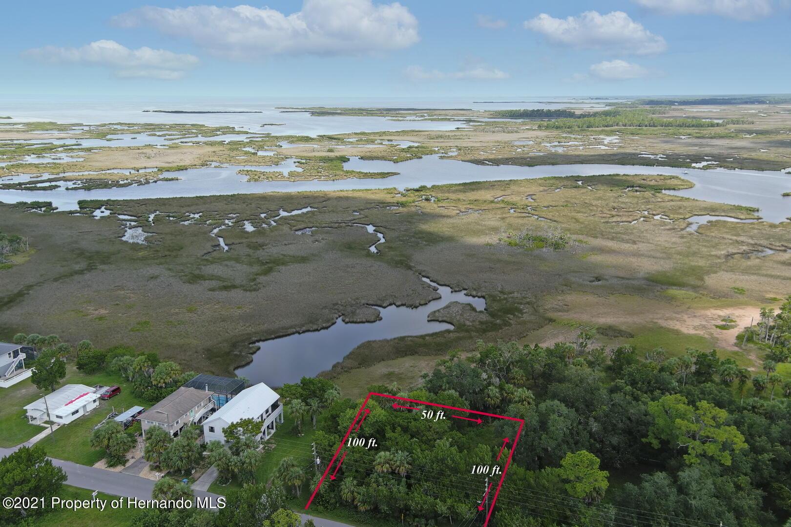 Details for Lot 24 Eagle Nest Drive, Hernando Beach, FL 34607