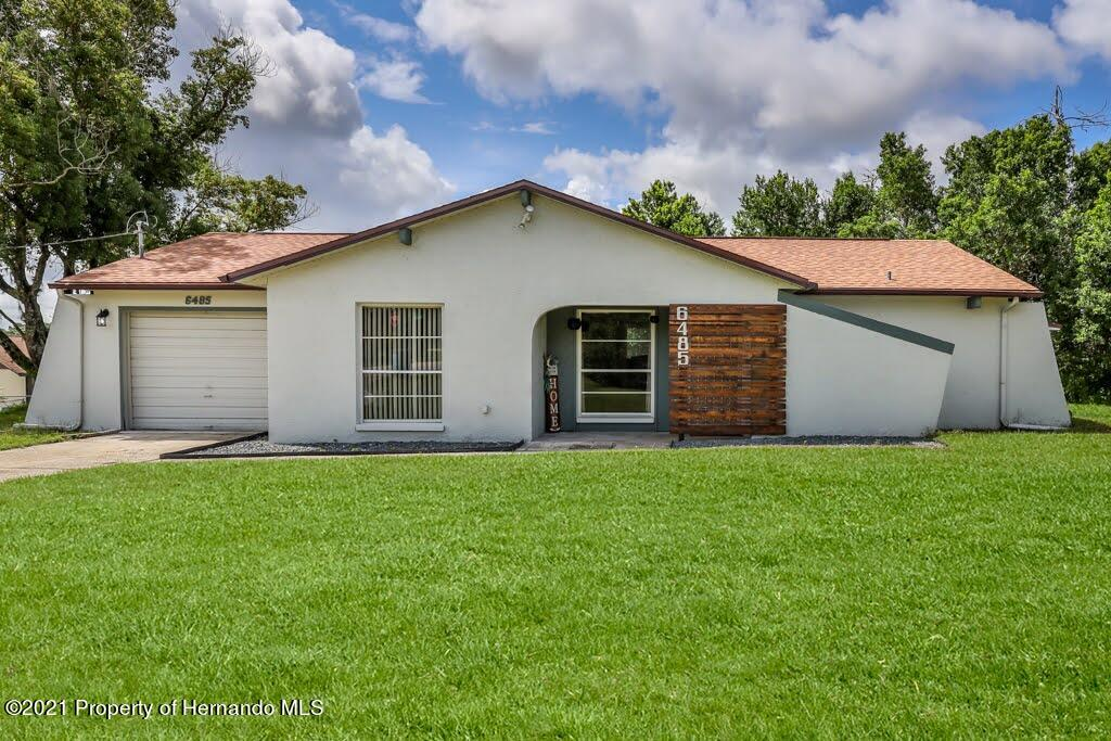 Details for 6485 India Drive, Spring Hill, FL 34608