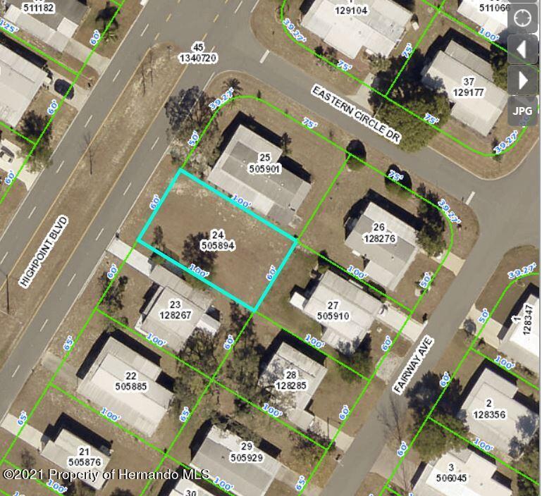 Listing Details for 00000 High Point Blvd, Brooksville, FL 34613