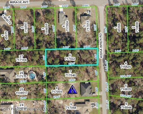 Details for 11263 Kiska Wren Road, Weeki Wachee, FL 34614