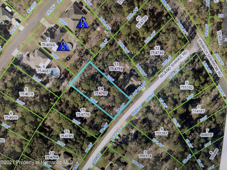 Listing Details for 0 Island Shrike Road, Brooksville, FL 34614