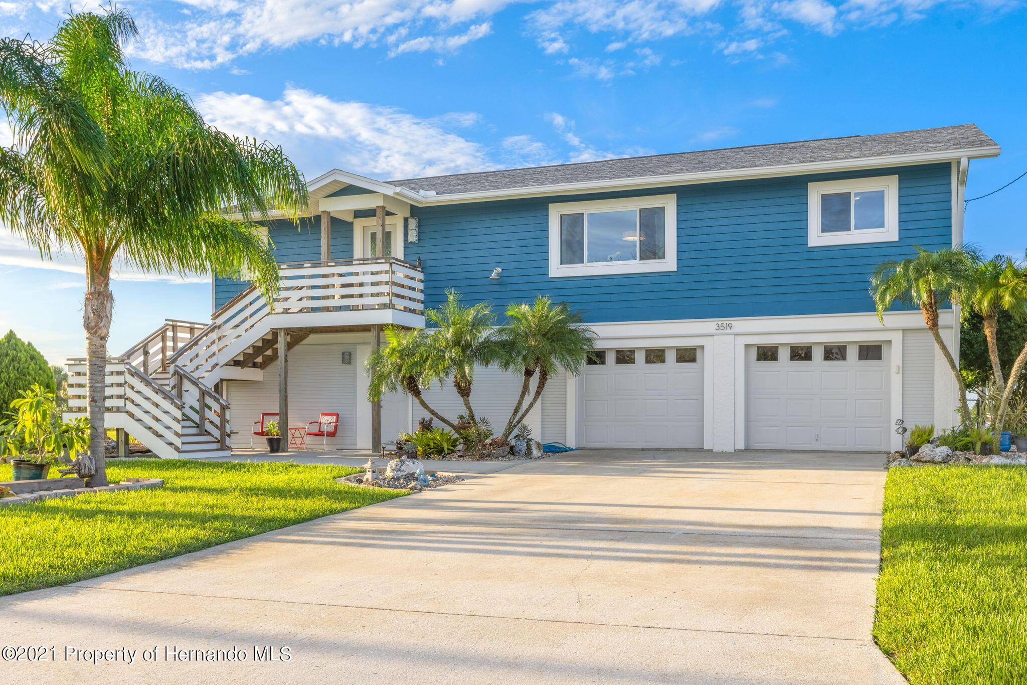 Details for 3519 Amberjack Drive, Hernando Beach, FL 34607