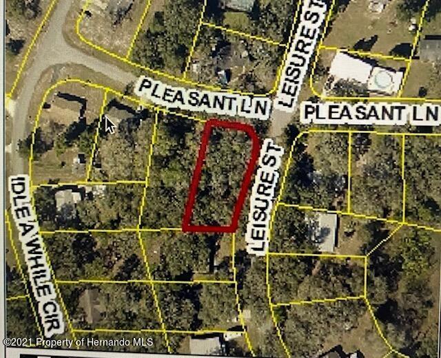 Listing Details for 0 Leisure Street, Ridge Manor, FL 33523