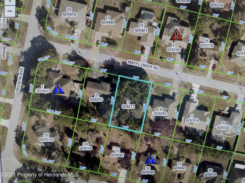 Listing Details for 0 Mayflower Road, Spring Hill, FL 34608