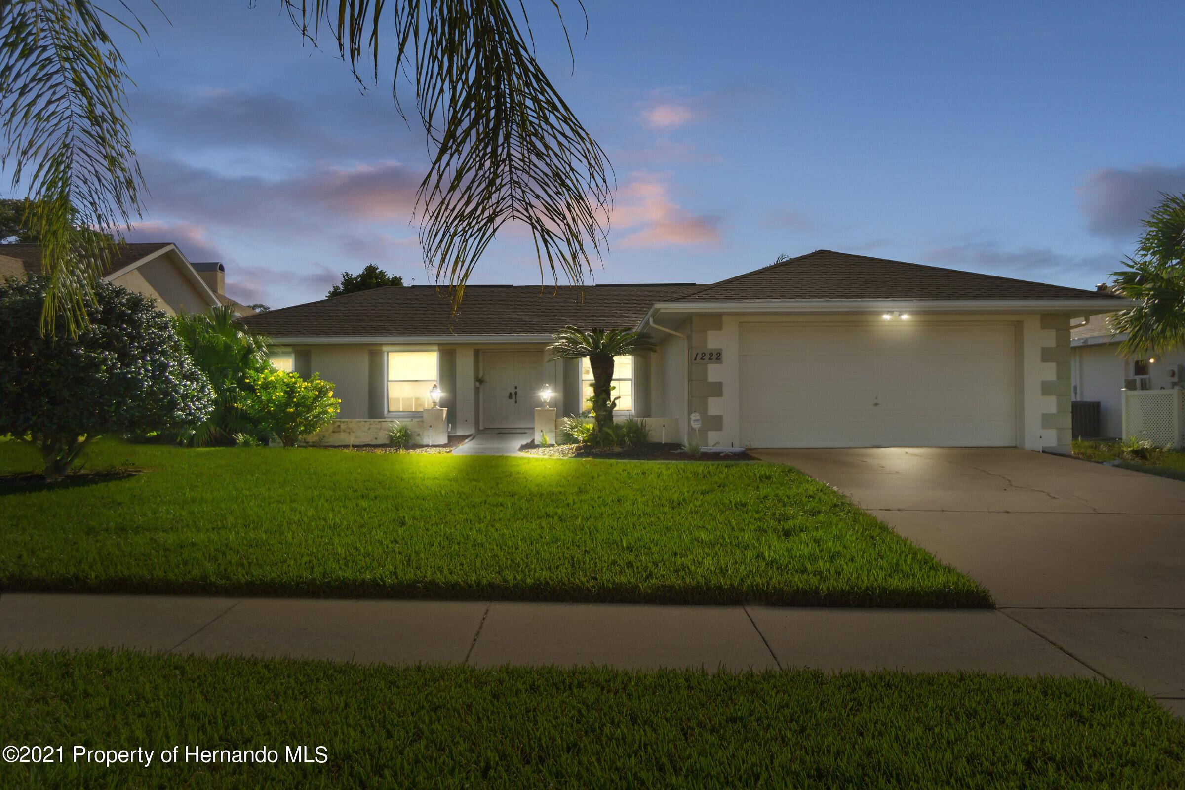 Details for 1222 Venetia Drive, Spring Hill, FL 34608