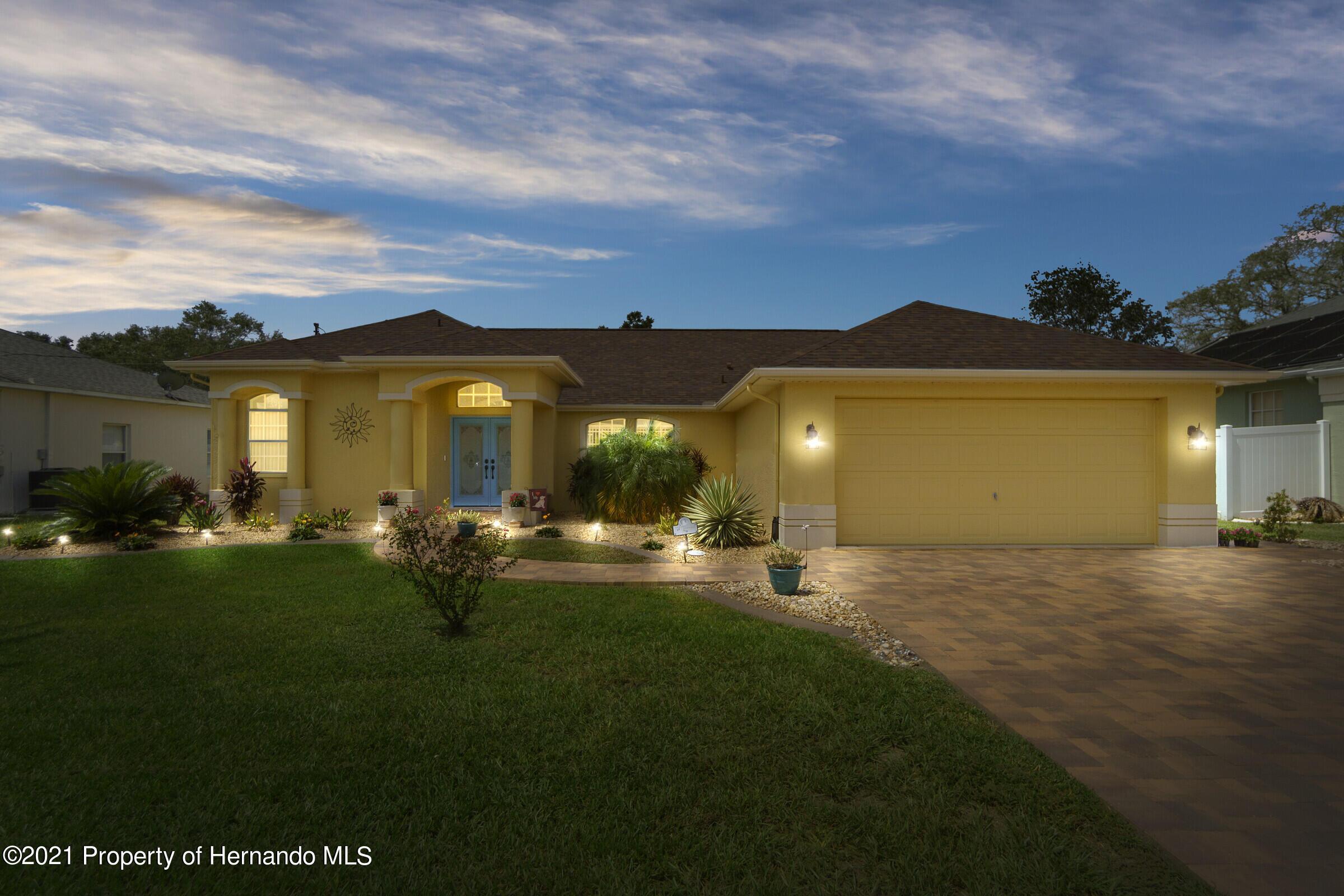 Details for 15289 Burbank Drive, Brooksville, FL 34604