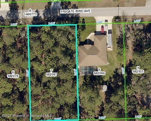 Listing Details for 0 Frigate Bird Avenue, Weeki Wachee, FL 34613