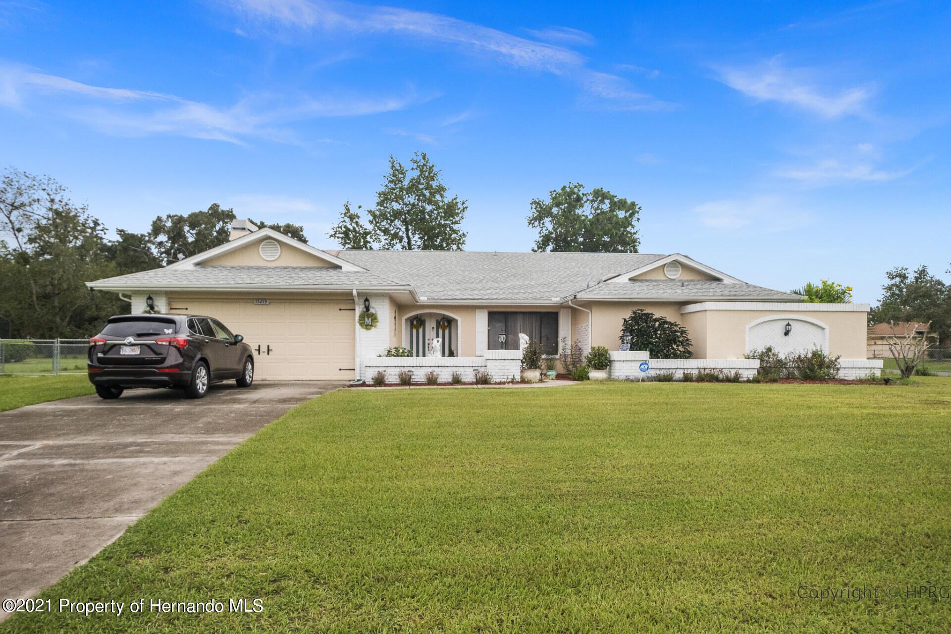 Details for 15213 Woodcrest Road, Brooksville, FL 34604