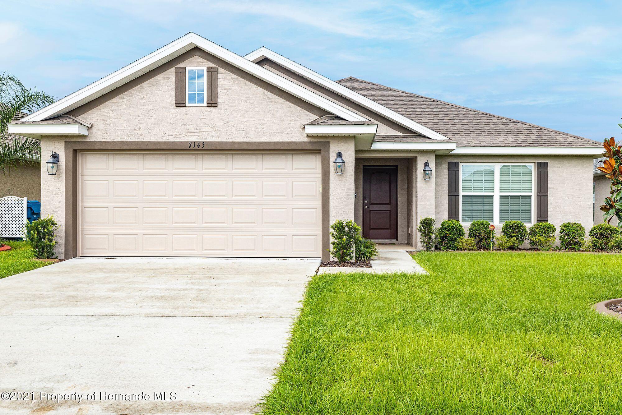 Details for 7143 Wirevine Drive, Brooksville, FL 34602