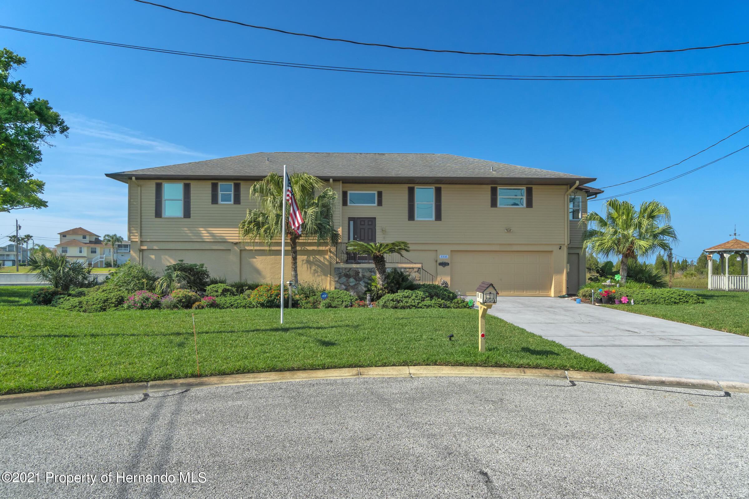 Details for 3335 Bluefish Drive, Hernando Beach, FL 34607