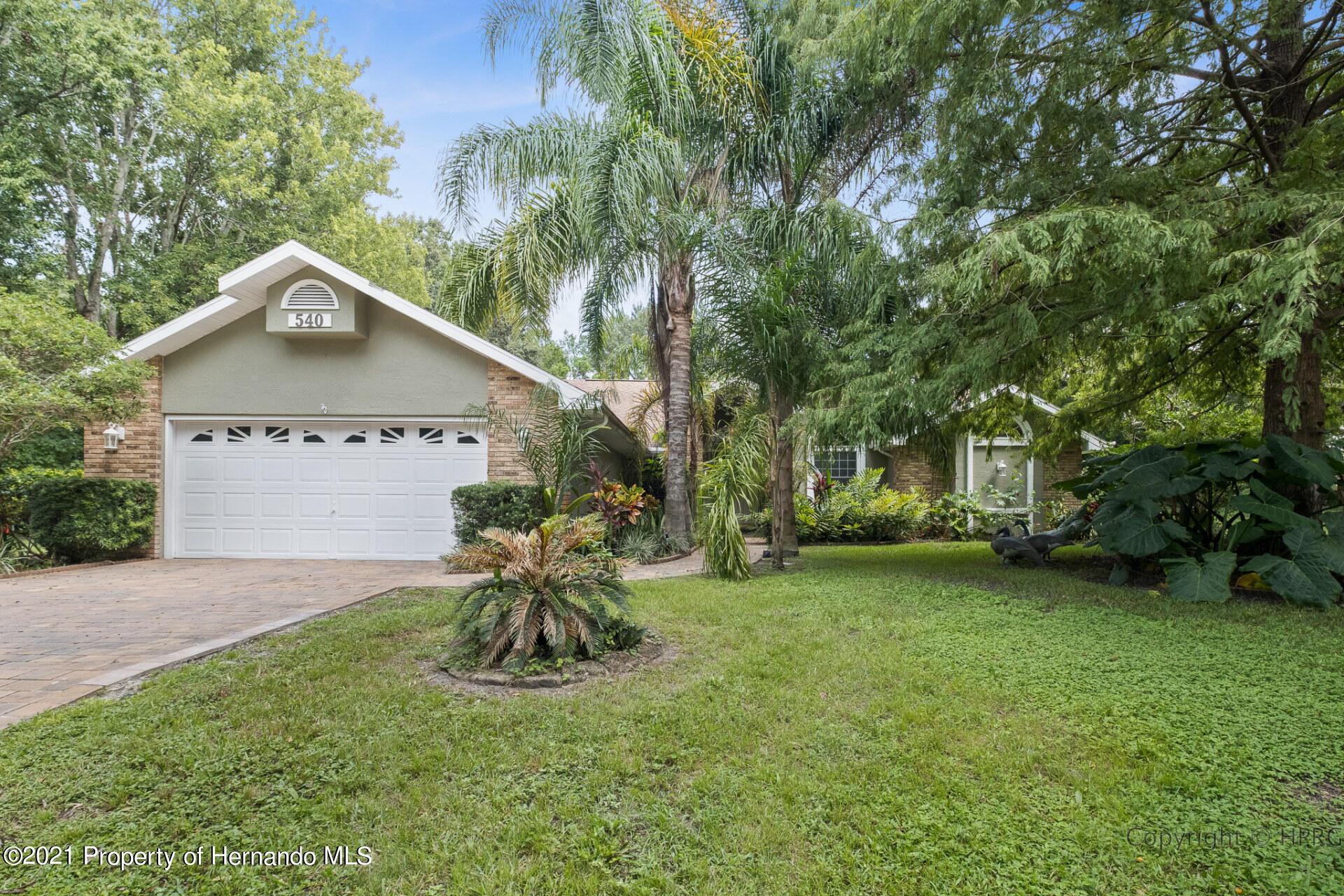 Details for 540 Cressida Circle, Spring Hill, FL 34609