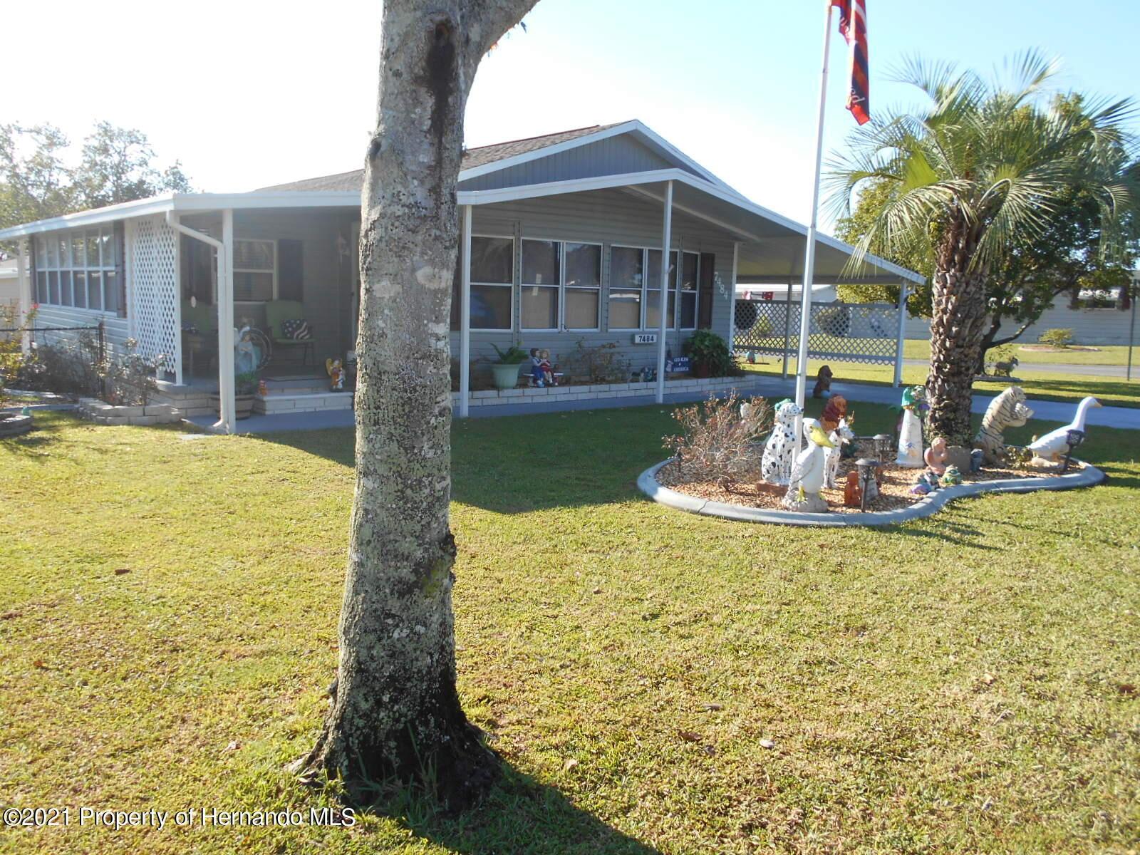 Details for 7484 Morelli Avenue, Brooksville, FL 34613