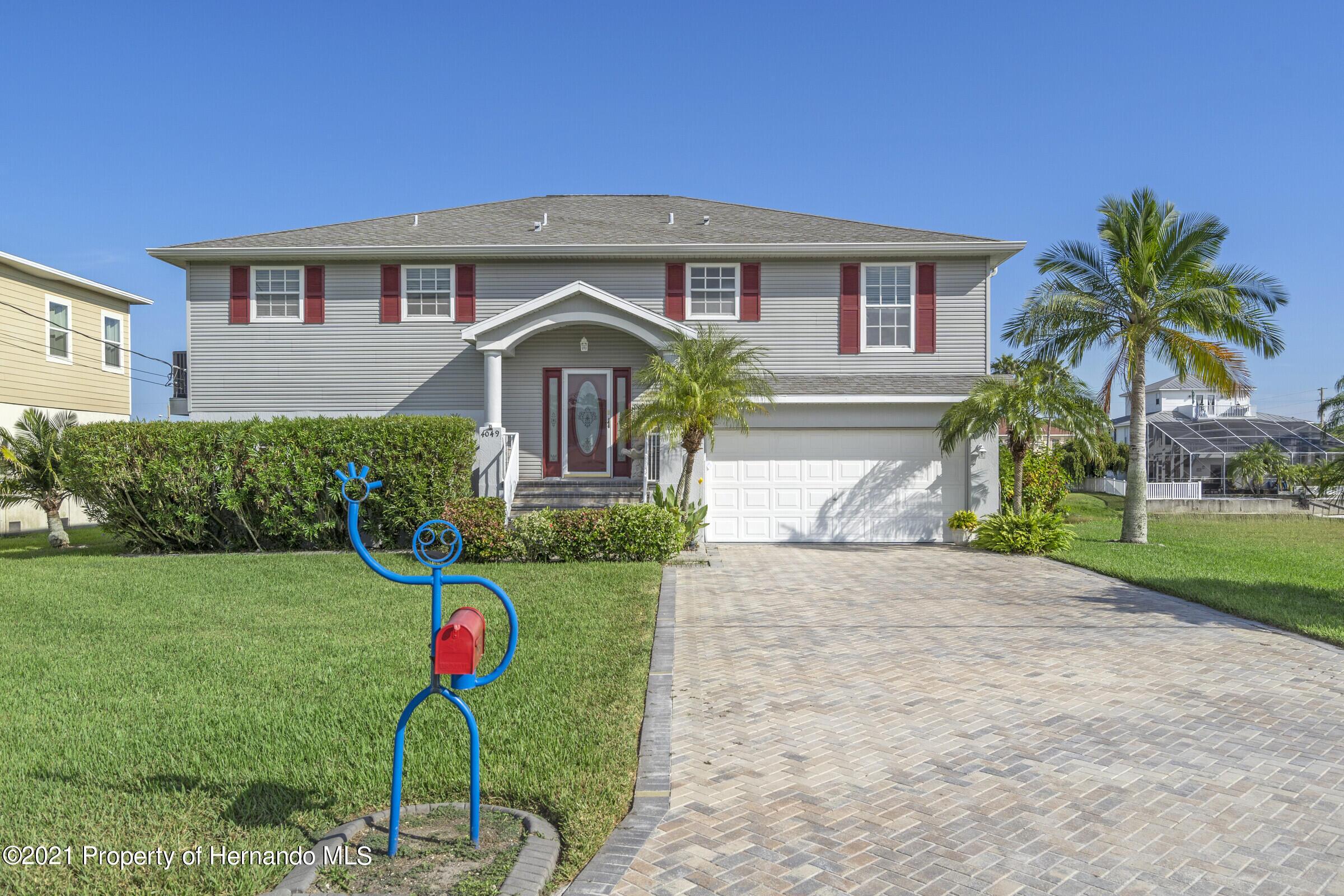 Details for 4049 Croaker Drive, Hernando Beach, FL 34607