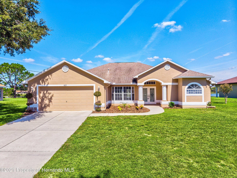 Details for 8119 Shorecrest Court, Spring Hill, FL 34606
