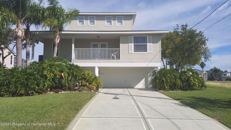 Details for 3519 Bluefish Drive, Hernando Beach, FL 34607