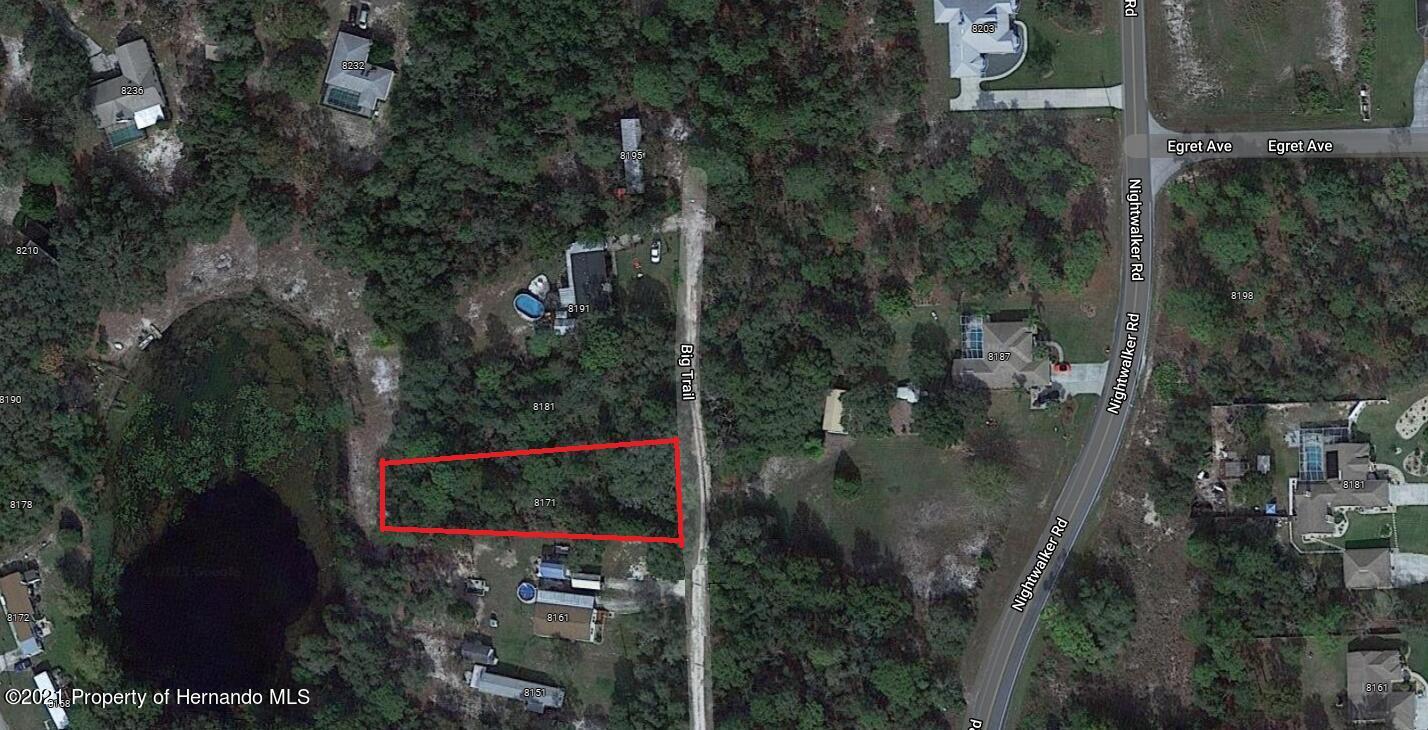 Details for 0 Big Trail, Weeki Wachee, FL 34613
