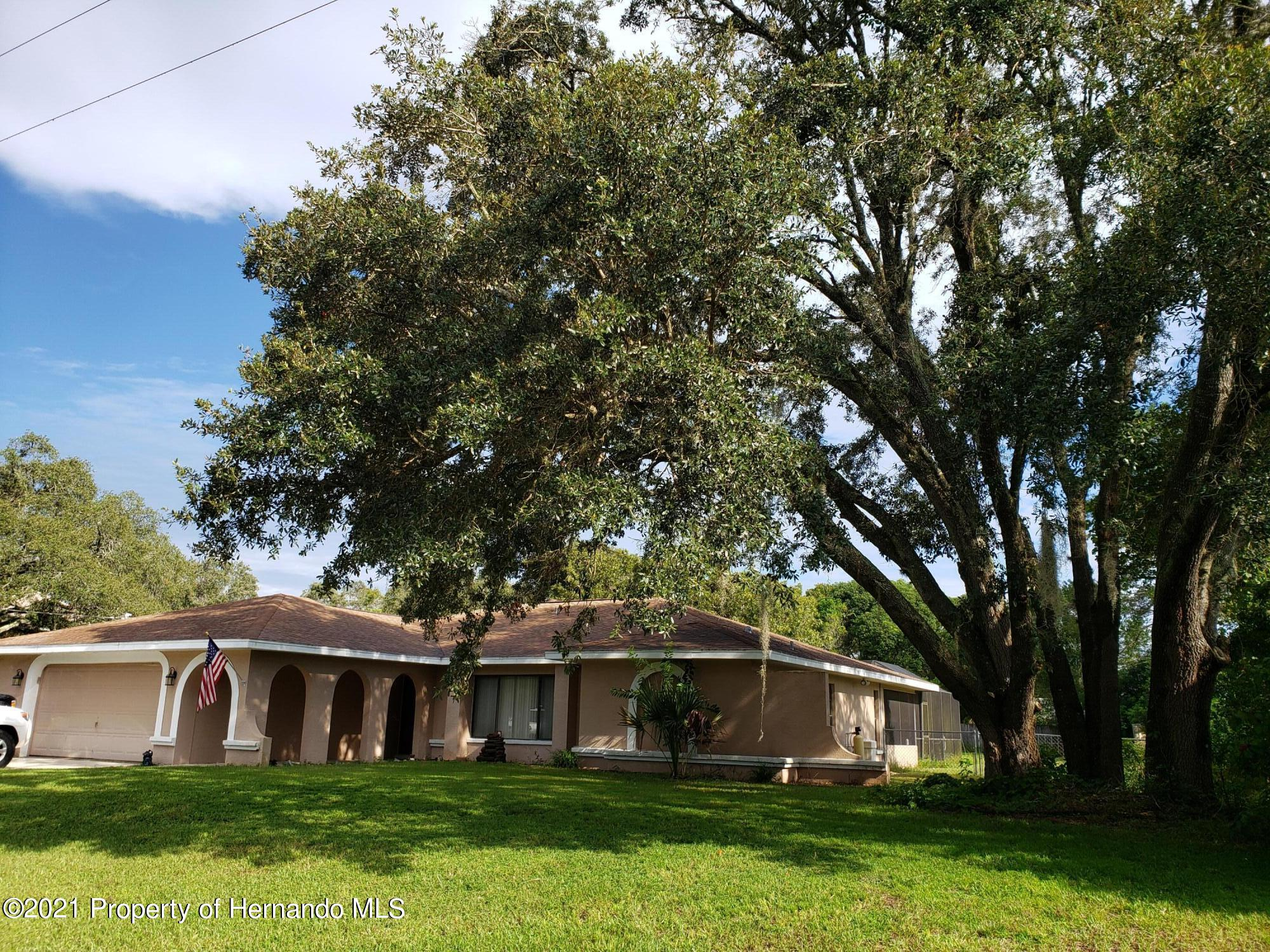 Listing Details for 15201 Woodbury Road, Spring Hill, FL 34604