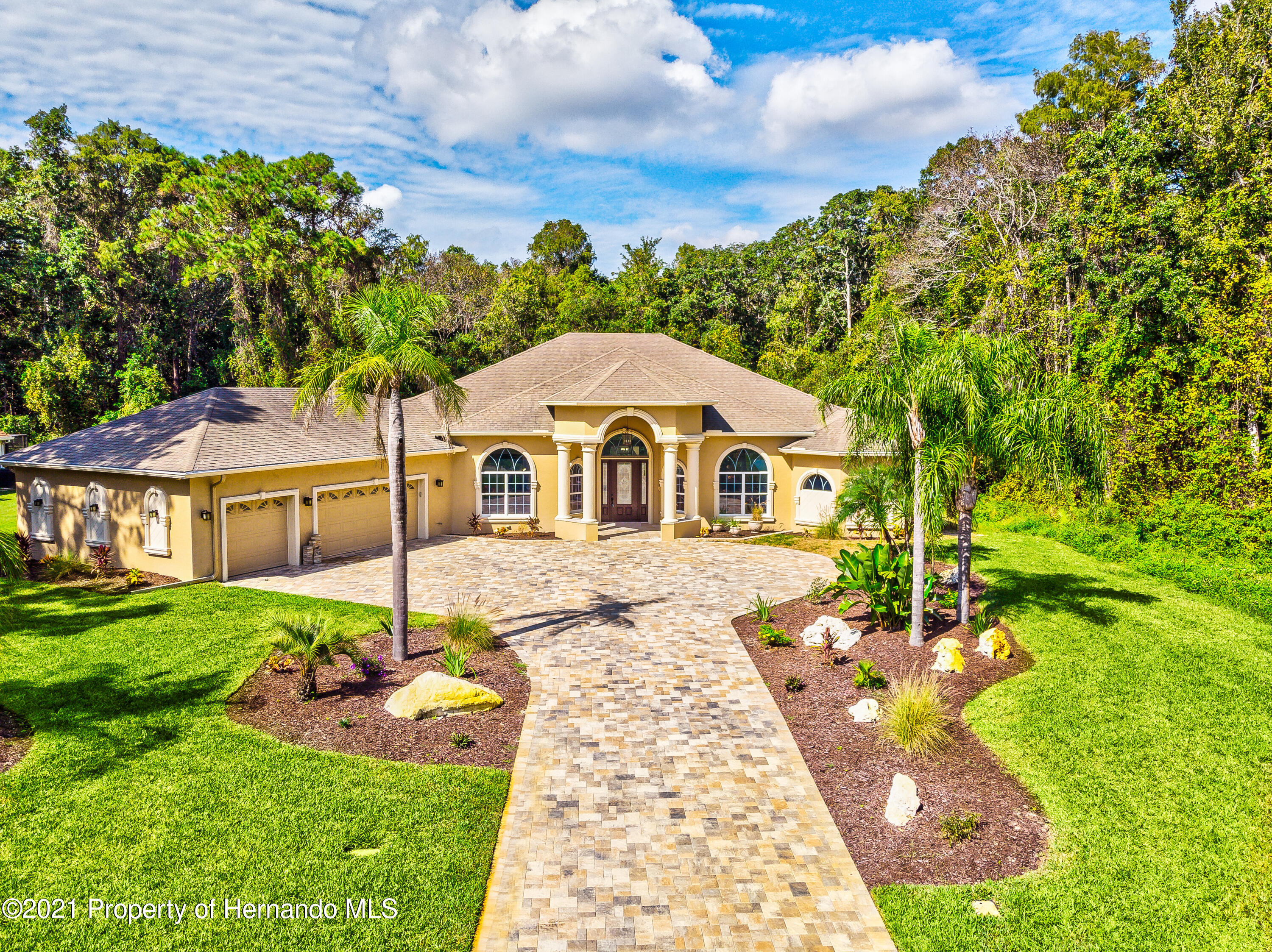 Details for 4477 Lake In The Woods Drive, Spring Hill, FL 34607