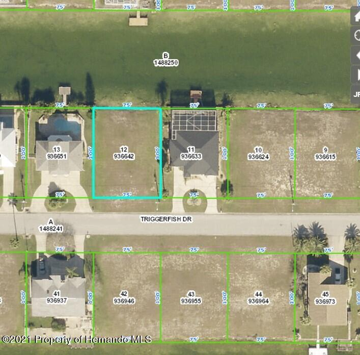 Listing Details for 3503 Triggerfish Drive, Hernando Beach, FL 34607