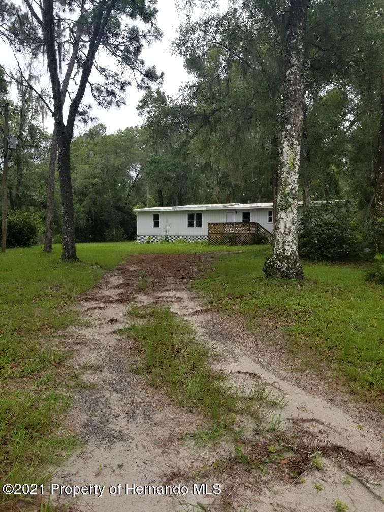 Details for 21388 Fletcher Road, Brooksville, FL 34601