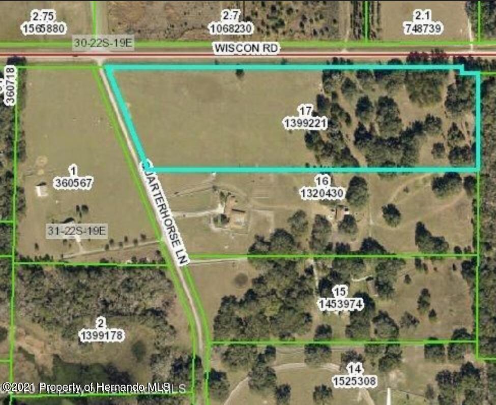 Details for 0 Wiscon Road, Brooksville, FL 34601