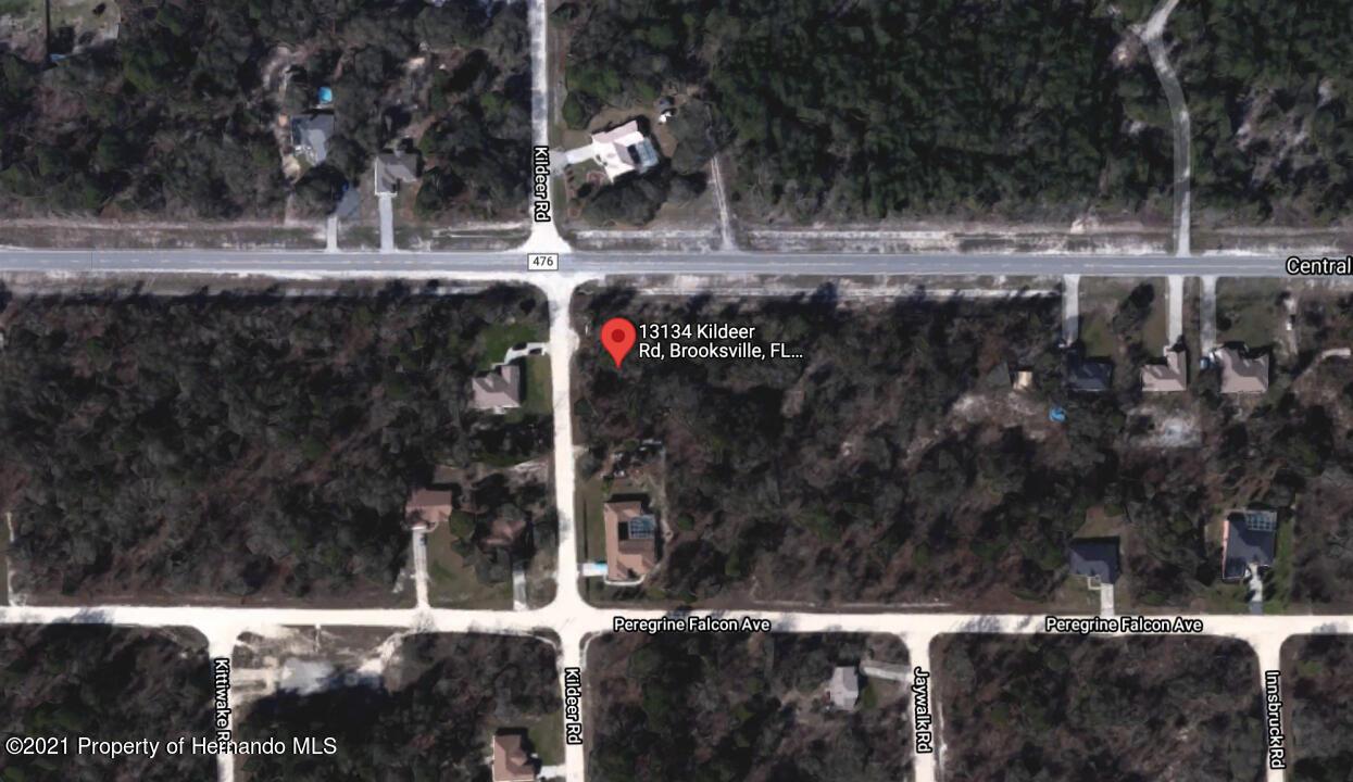 Details for 0 Kildeer Road, Weeki Wachee, FL 34614