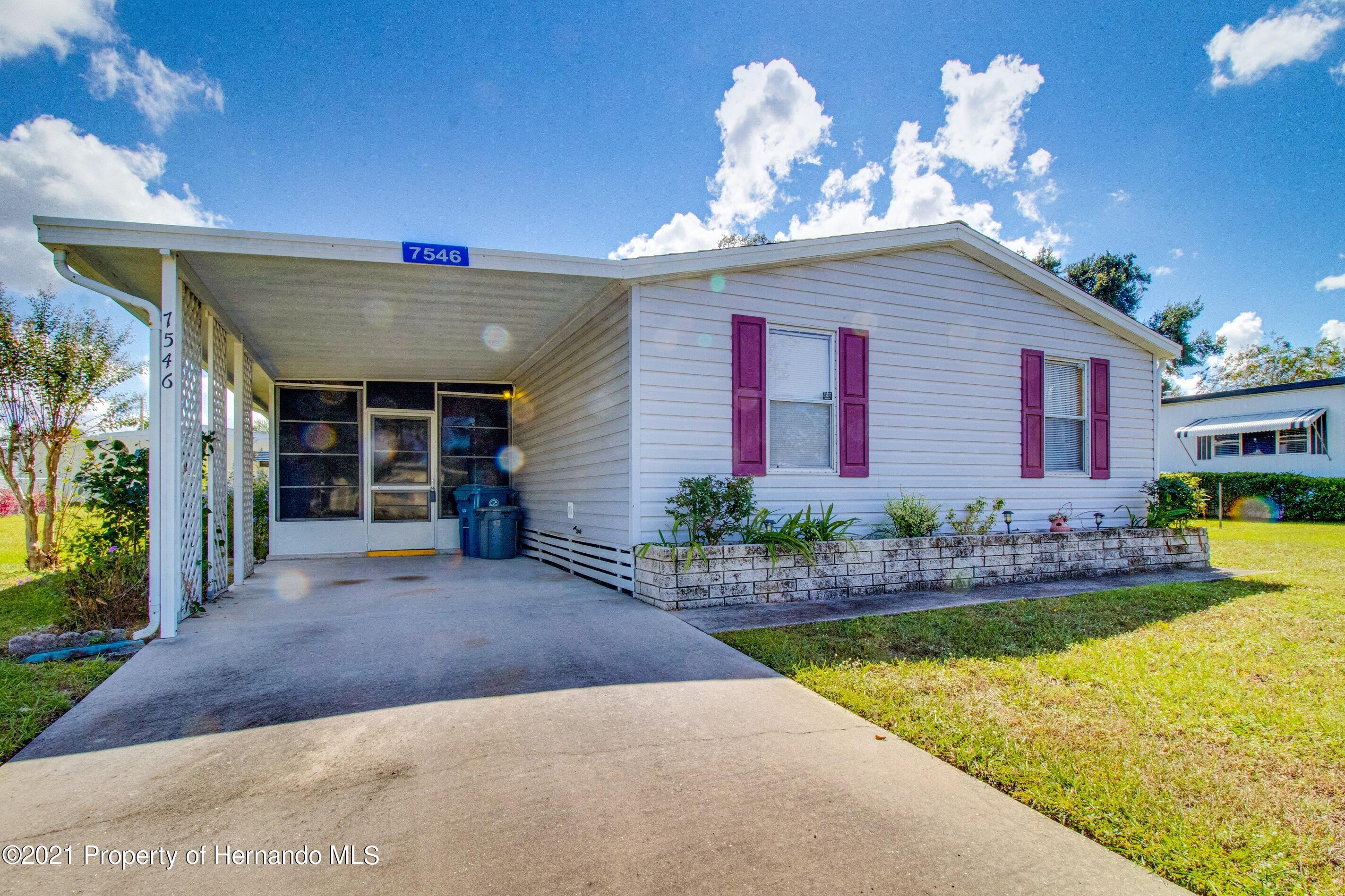 Details for 7546 Fairlane Avenue, Brooksville, FL 34613