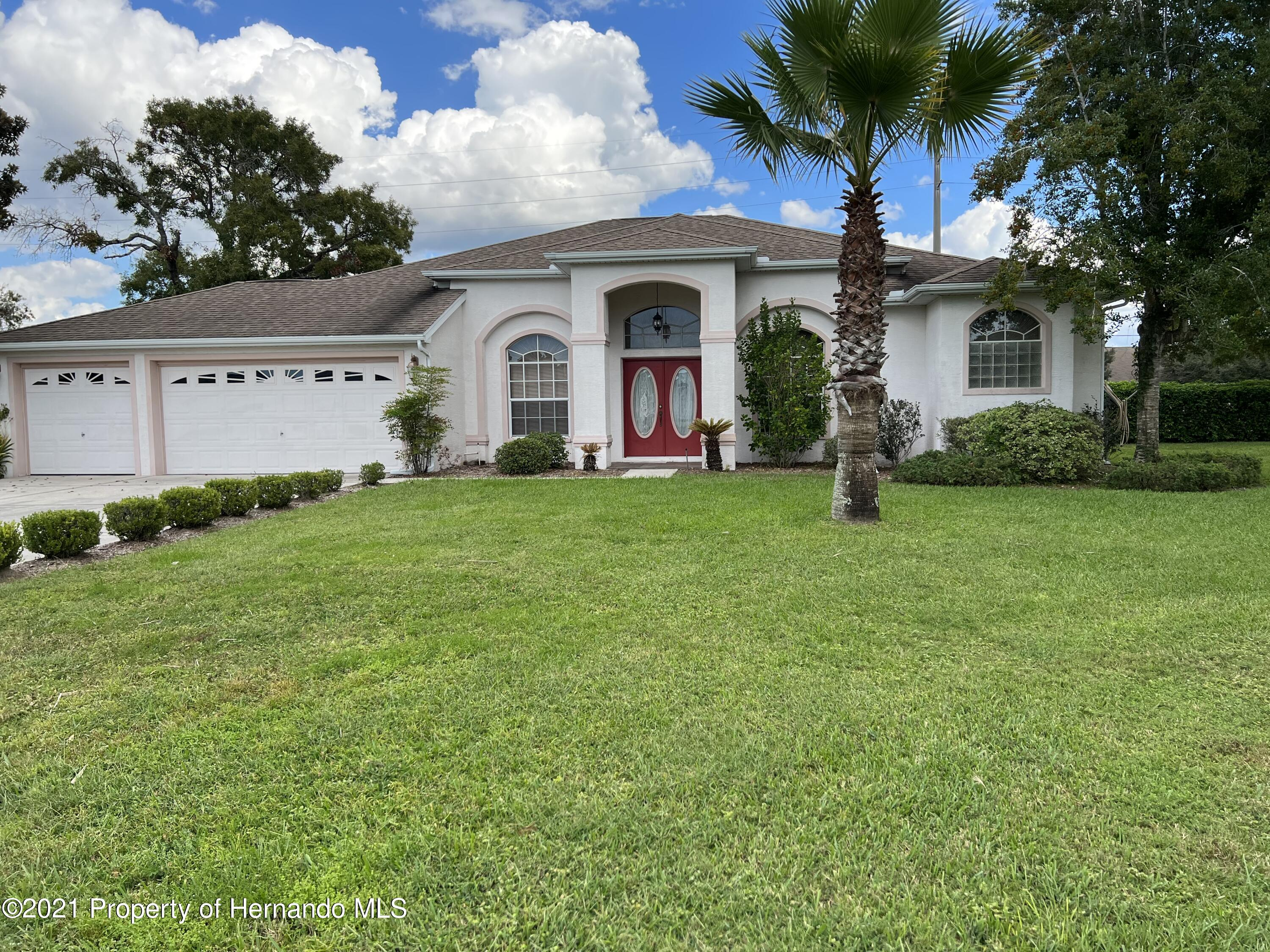 Details for 14296 Pullman Drive, Spring Hill, FL 34609