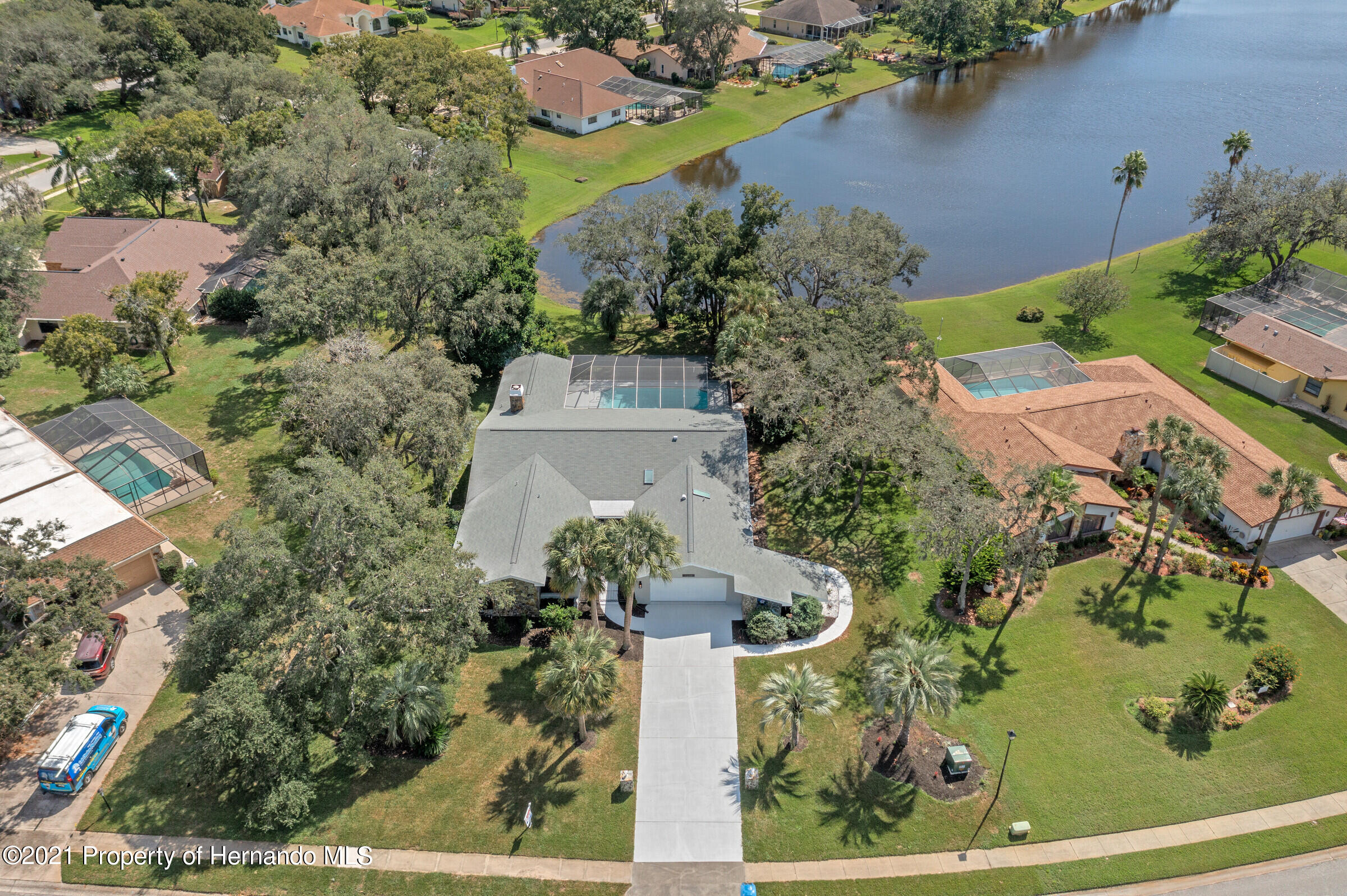 Details for 4540 Lake In The Woods Drive, Spring Hill, FL 34607