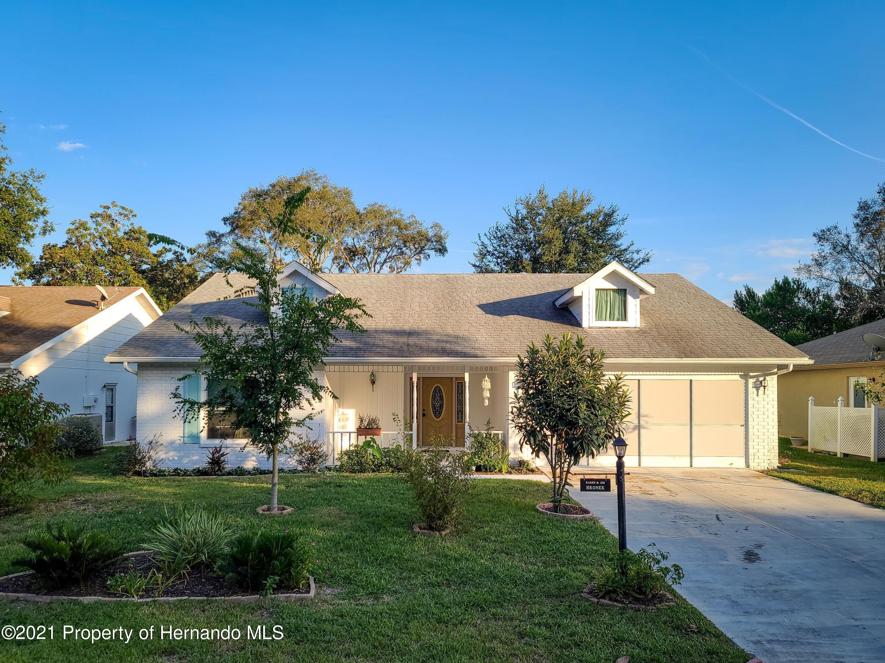 Details for 2228 Pebble Beach Drive, Spring Hill, FL 34606