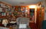 The other side of the Den/Family room- This could also be used for a master bedroom.
