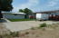 RV Parking pad on left. Parking pad in rear of property.