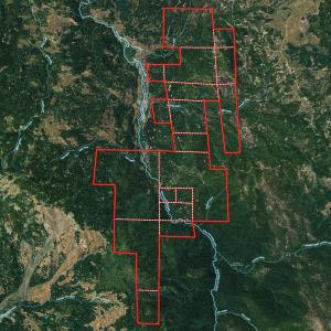 18 Parcels, 2,690 Acres