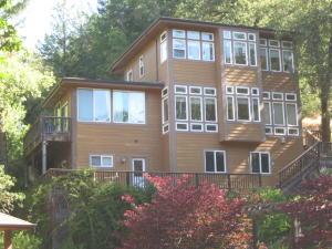 House rear