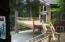 /Side view of decking