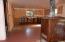 Between Kitchen & living areas