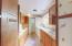 Full Bathroom off Laundry Room