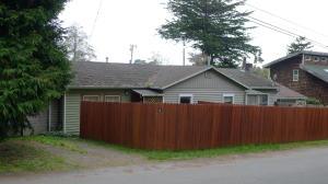 Front facade-duplex