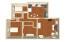 Floor Plan - 1280 Sq Ft